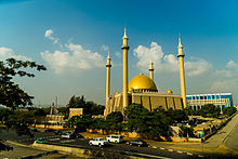 HQ Abuja National Mosque Wallpapers | File 13.33Kb