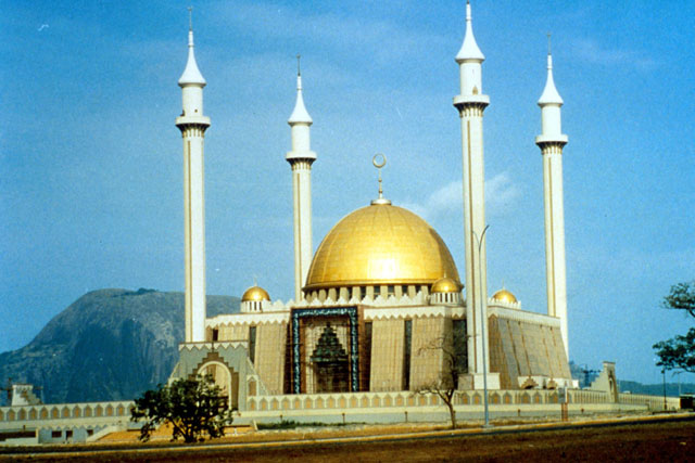Images of Abuja National Mosque | 640x427