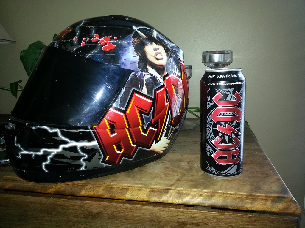 Nice wallpapers AC DC Beer 1024x768px