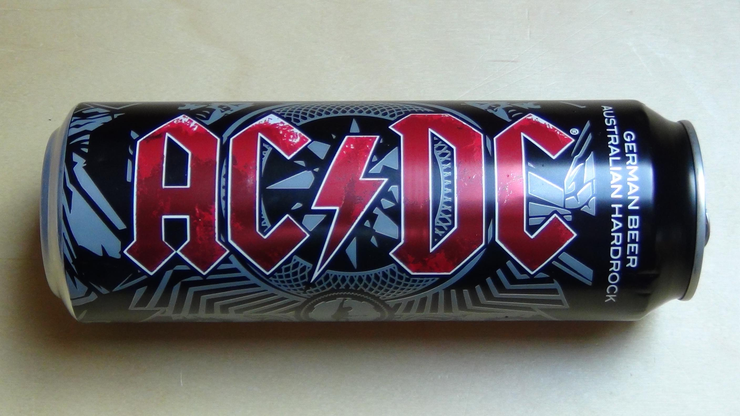Nice wallpapers AC DC Beer 2816x1584px