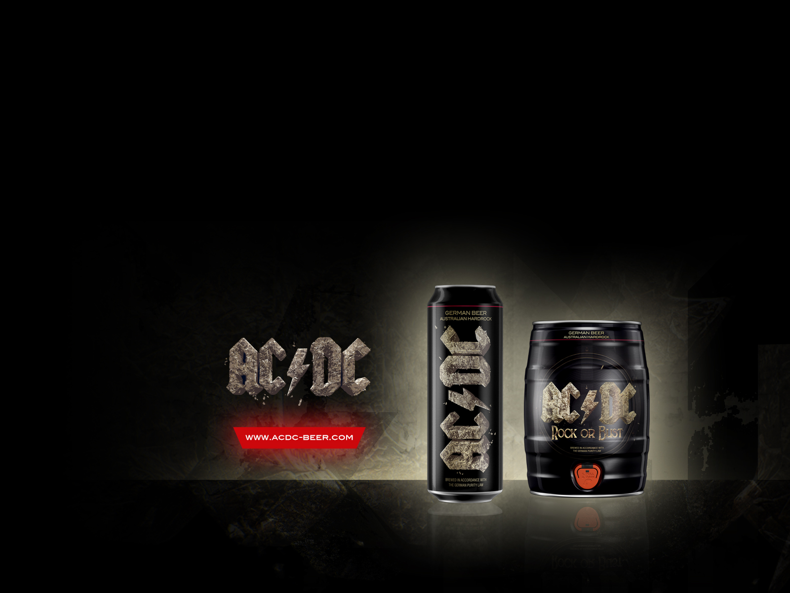 AC DC Beer Pics, Food Collection