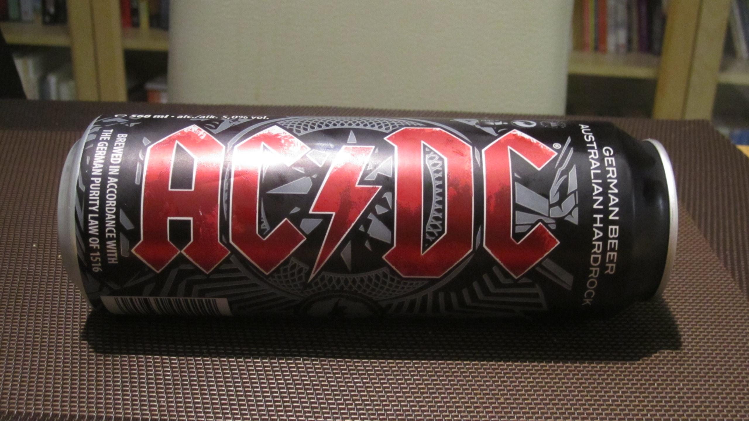 Nice Images Collection: AC DC Beer Desktop Wallpapers