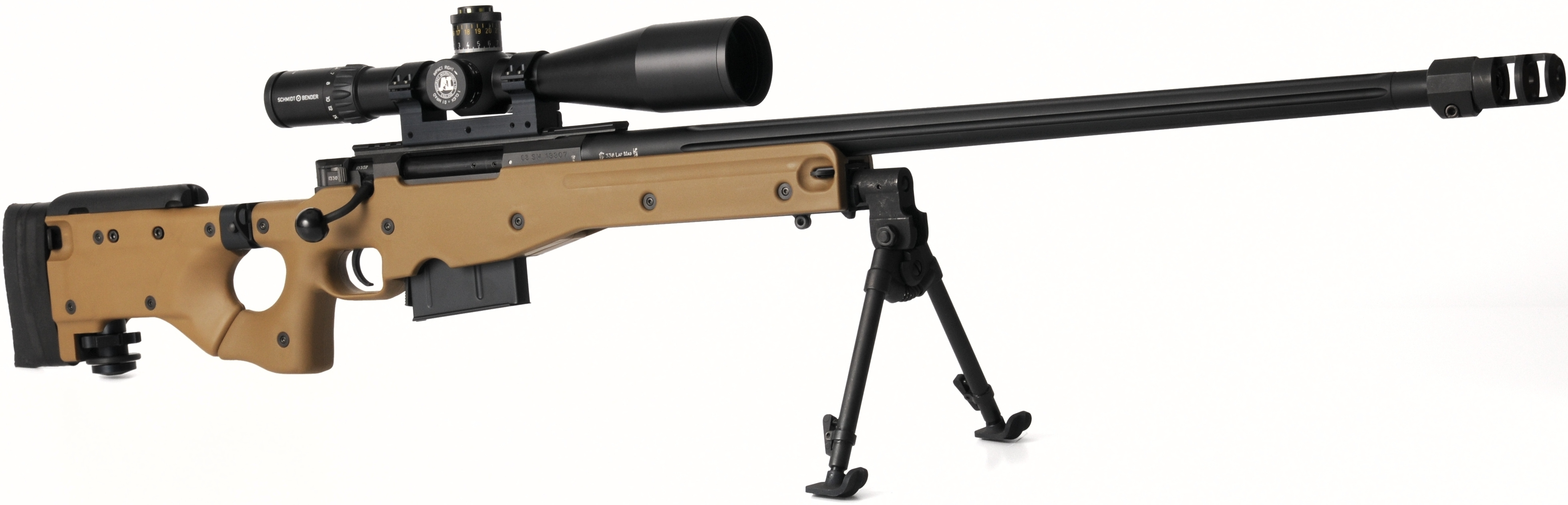 Accuracy International Aw 338 Sniper Rifle High Quality Background on Wallpapers Vista