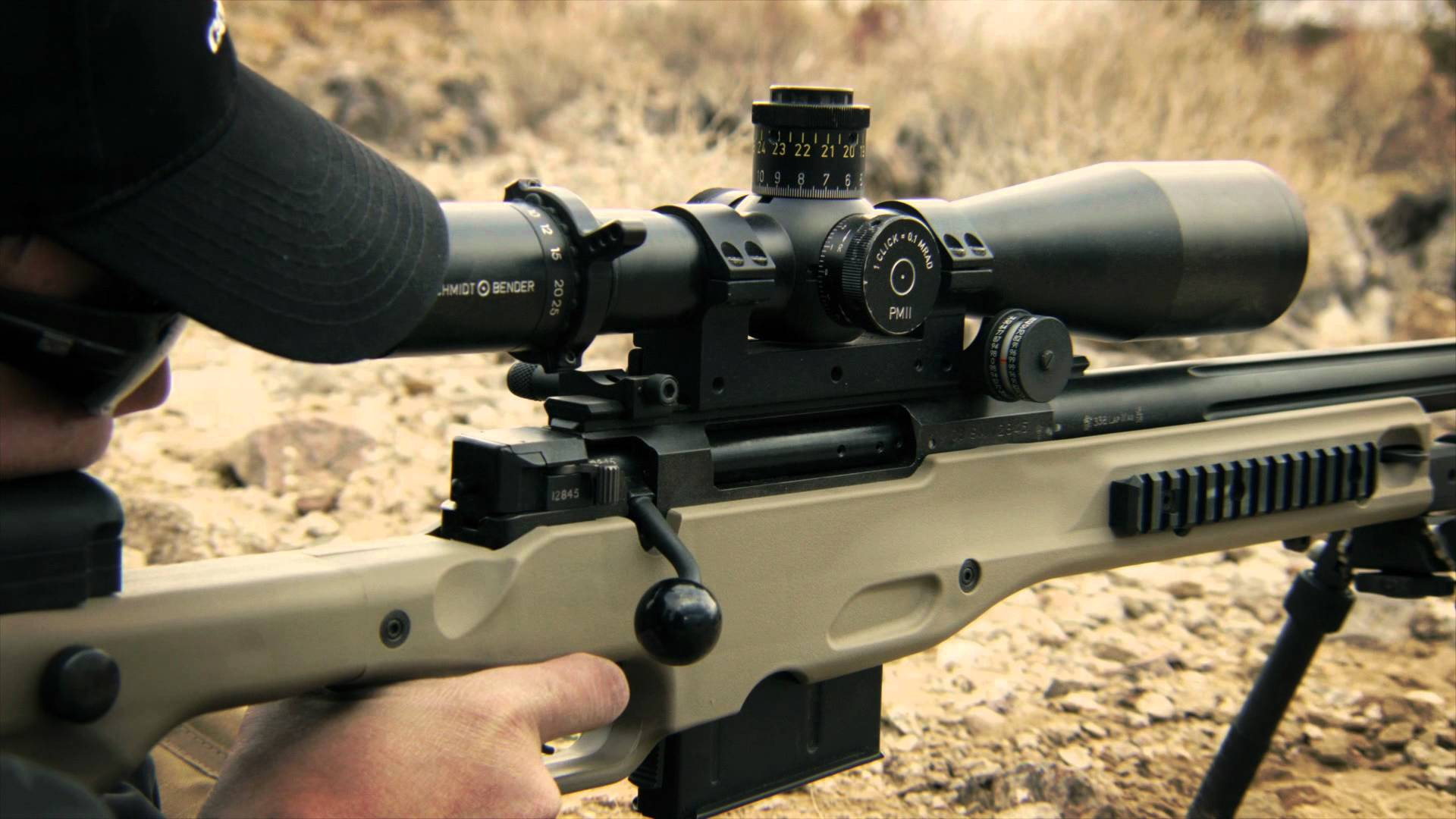HQ Accuracy International Aw 338 Sniper Rifle Wallpapers | File 157.78Kb