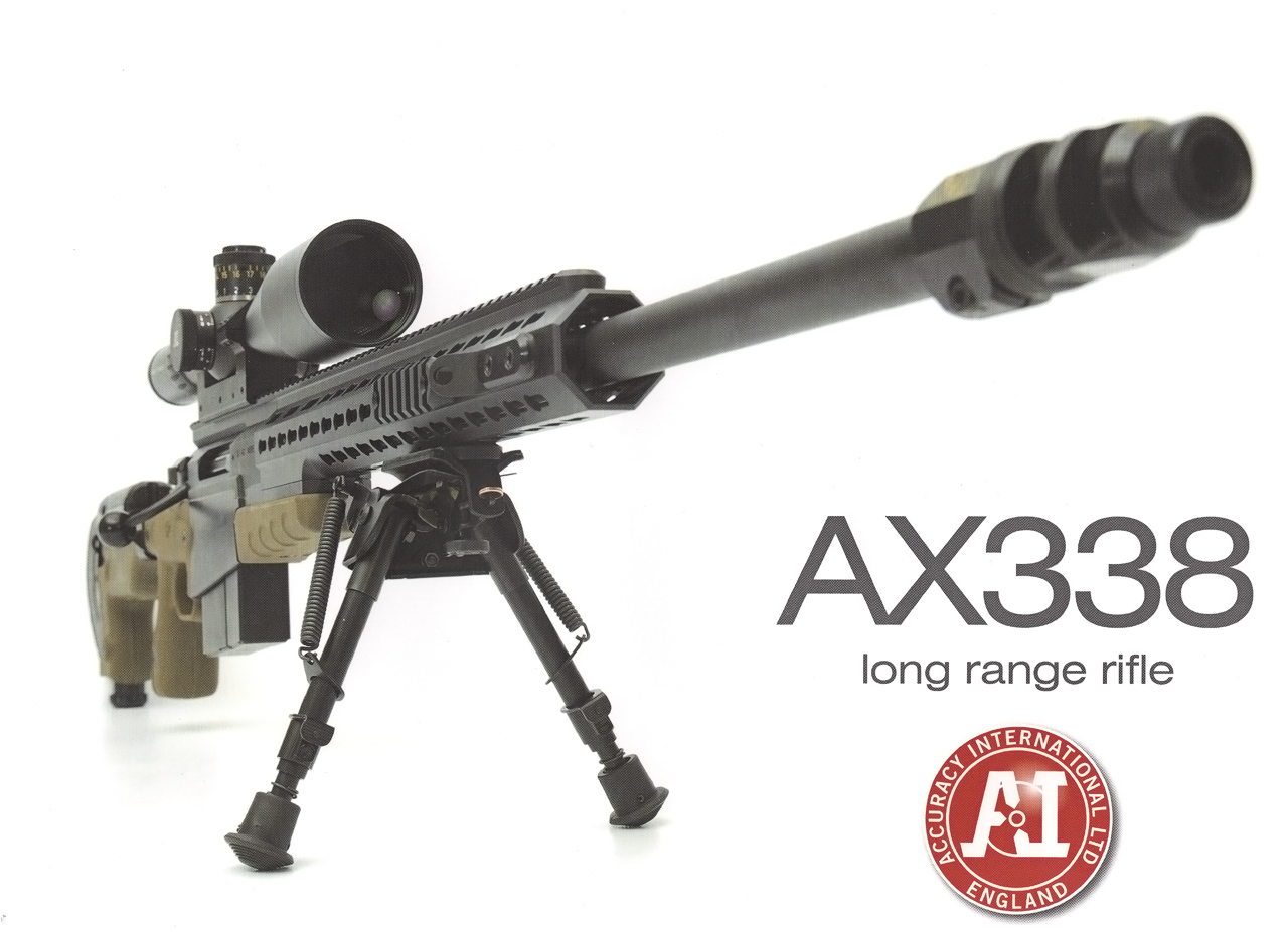 Images of Accuracy International Aw 338 Sniper Rifle | 1280x927