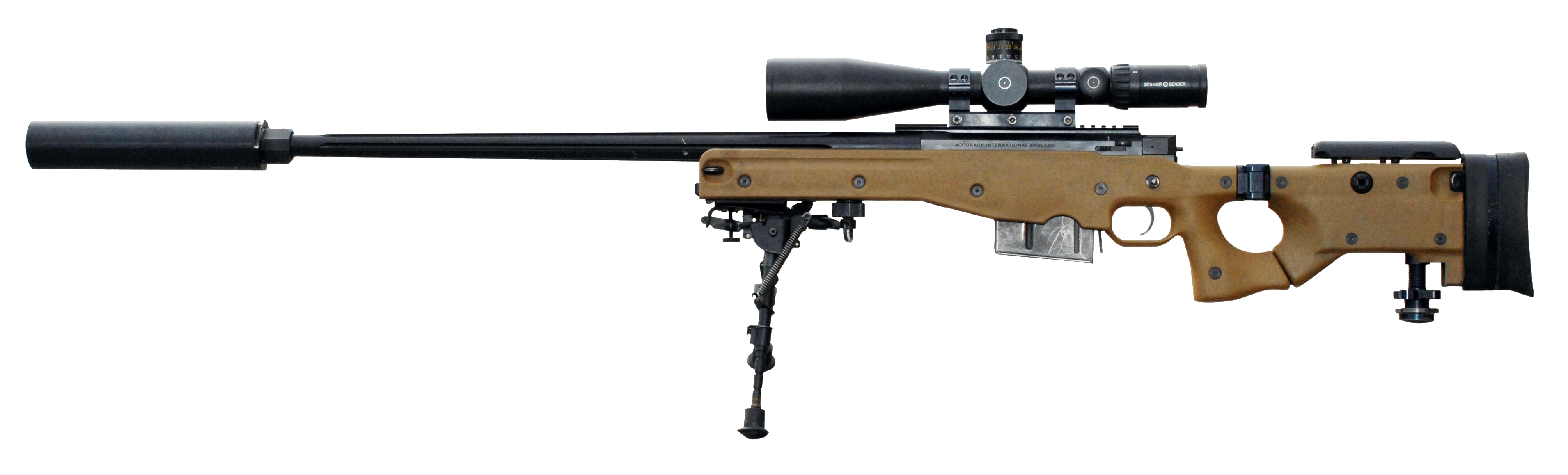 Accuracy International Aw 338 Sniper Rifle Backgrounds, Compatible - PC, Mobile, Gadgets| 3820x1158 px