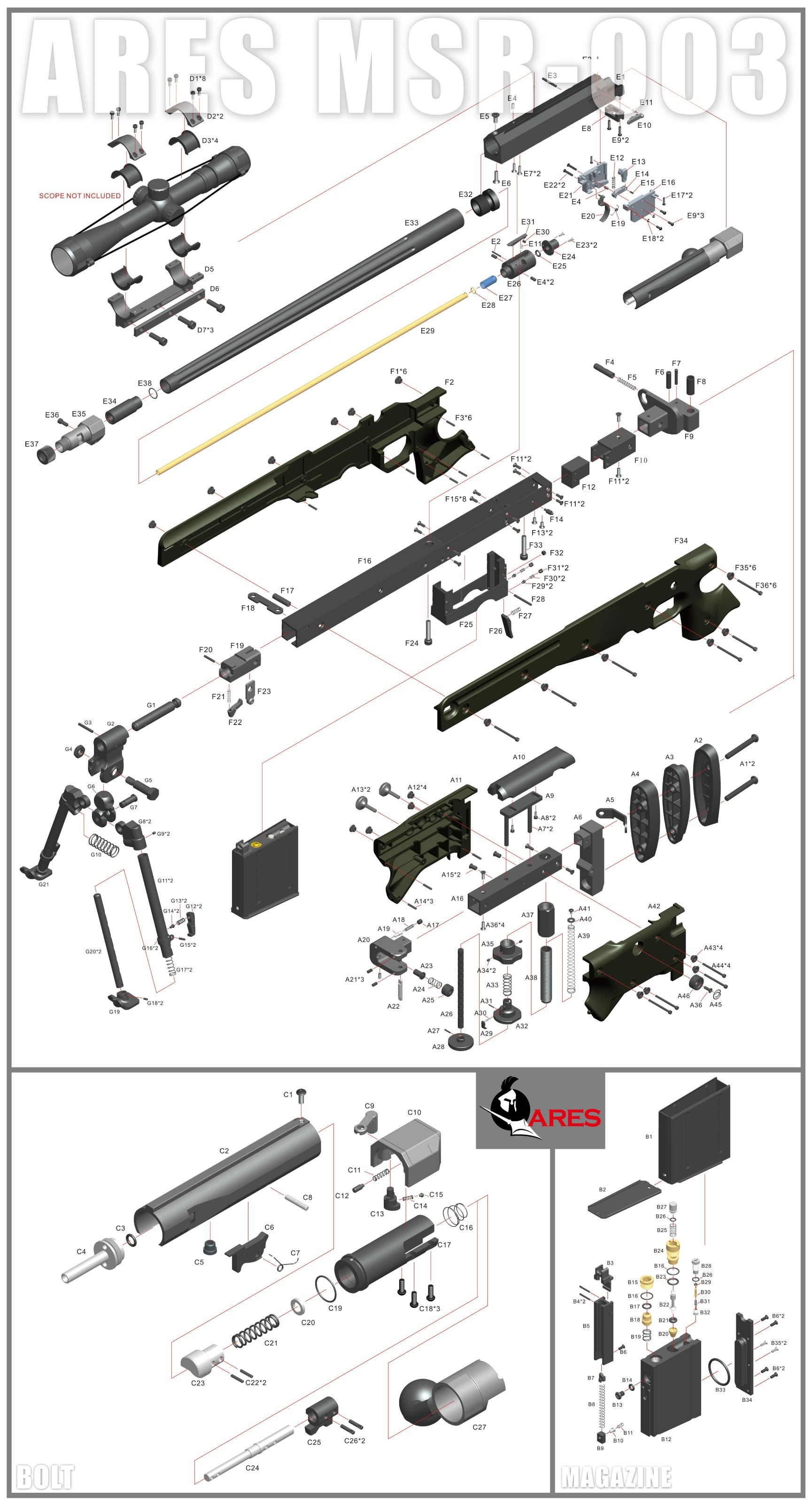 HD Quality Wallpaper | Collection: Weapons, 1729x3203 Accuracy International Aw 338 Sniper Rifle
