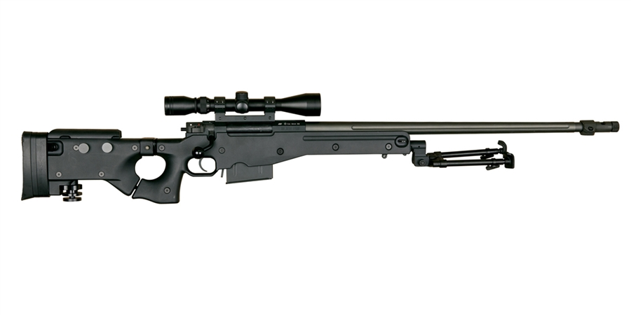 Accuracy International Aw 338 Sniper Rifle Pics, Weapons Collection