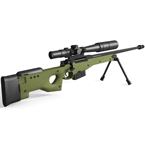 600x600 > Accuracy International Aw 338 Sniper Rifle Wallpapers