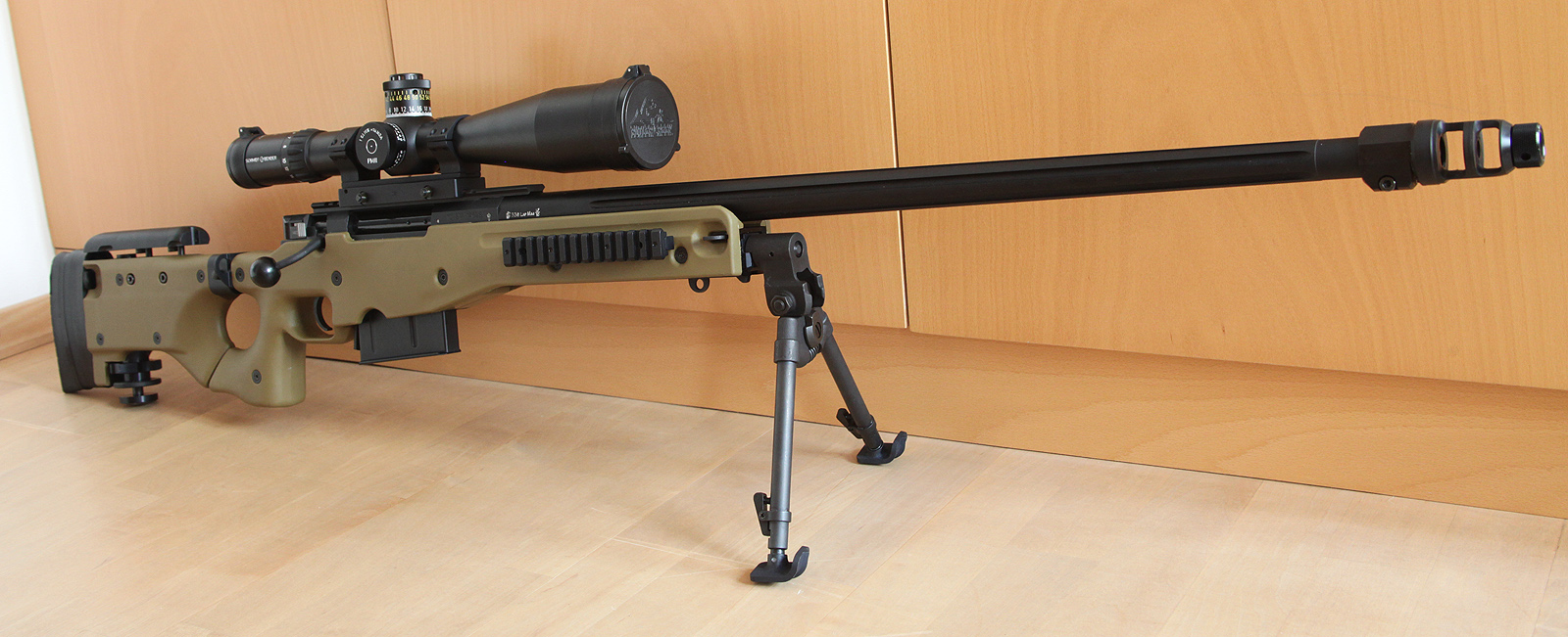 Images of Accuracy International Aw 338 Sniper Rifle | 1600x651