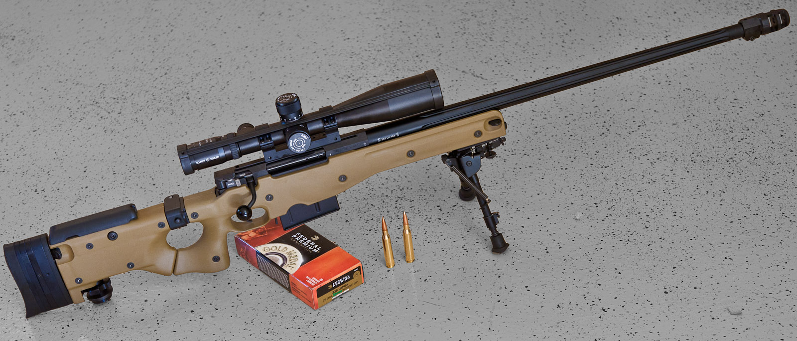 Images of Accuracy International Aw 338 Sniper Rifle | 1600x684