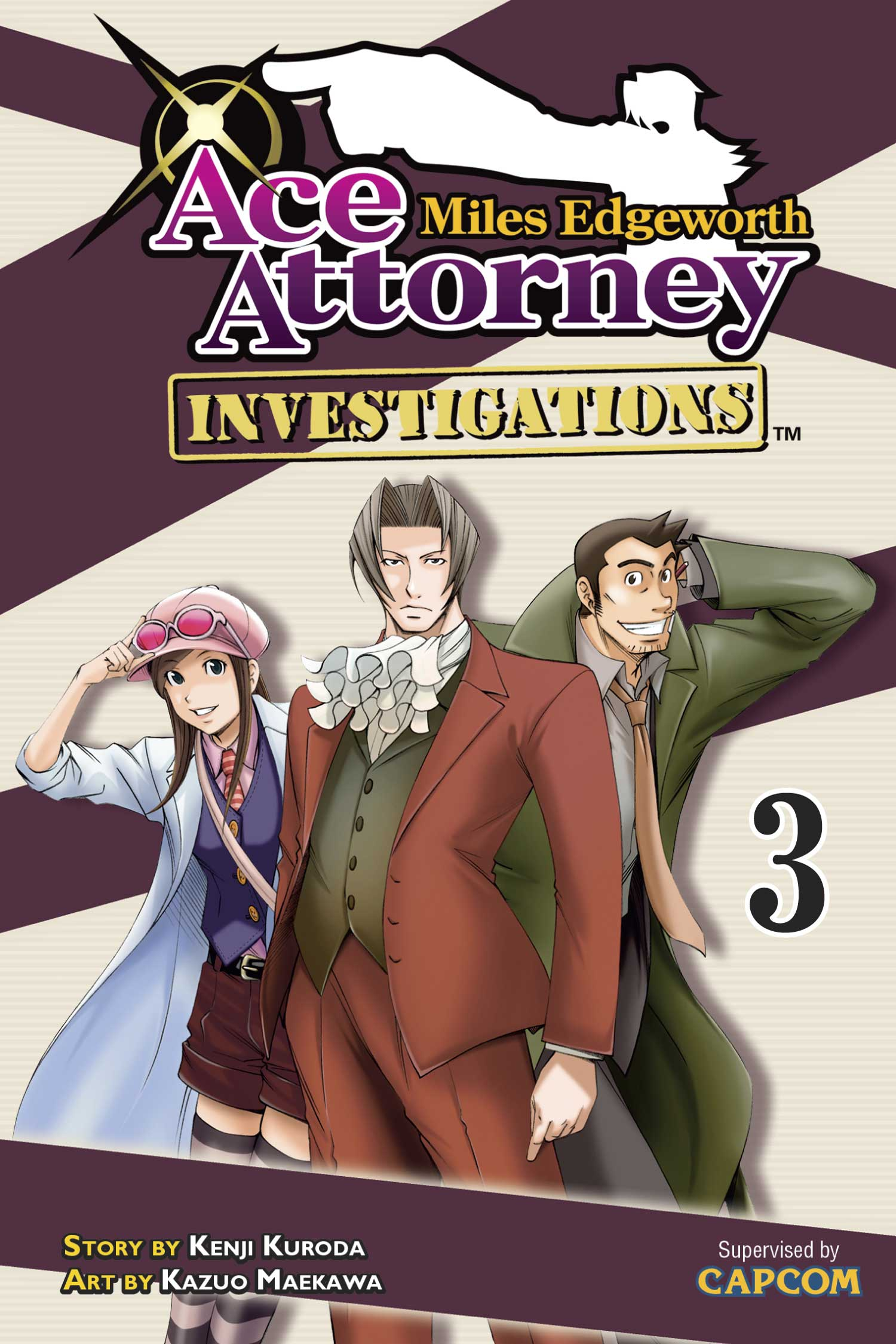 Images of Ace Attorney Investigations: Miles Edgeworth | 1500x2250