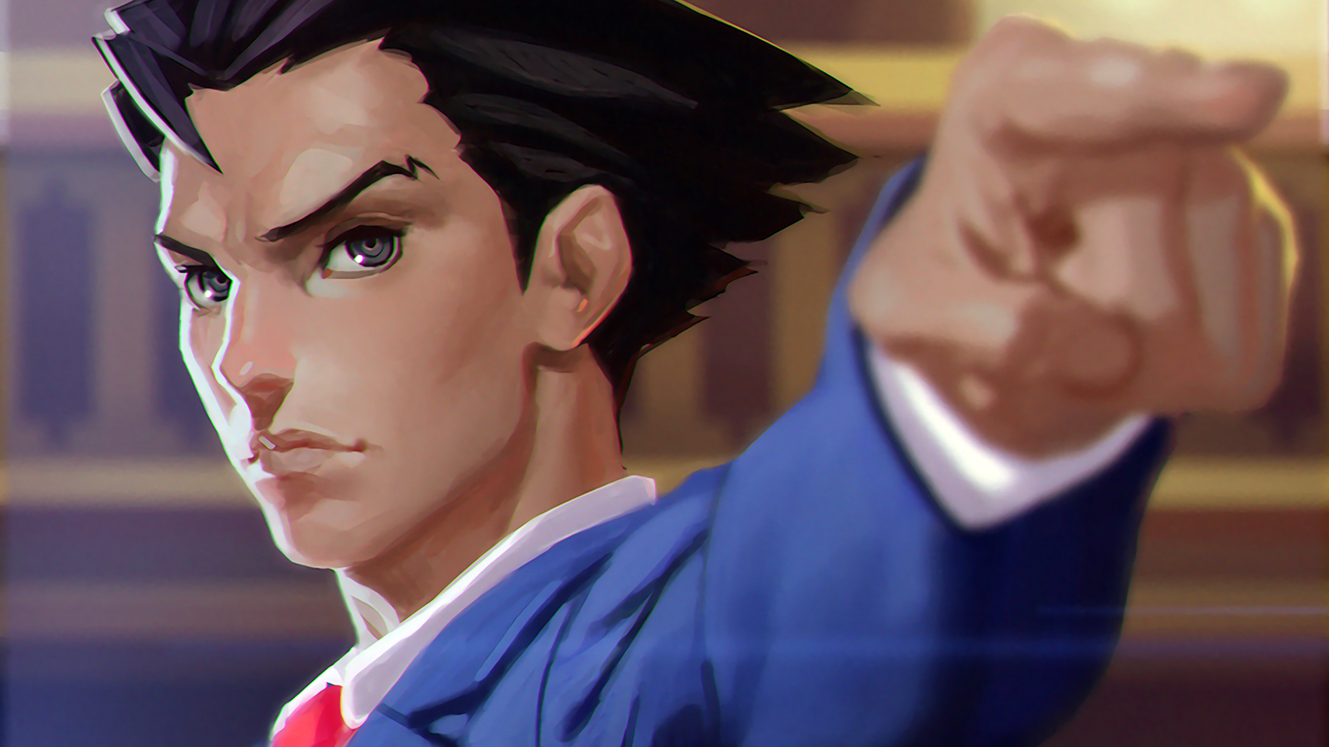 1920x1080 > Ace Attorney Investigations: Miles Edgeworth Wallpapers