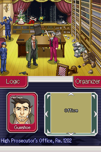 Ace Attorney Investigations: Miles Edgeworth Pics, Video Game Collection