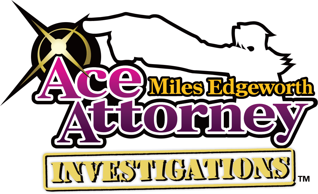 Nice Images Collection: Ace Attorney Investigations: Miles Edgeworth Desktop Wallpapers