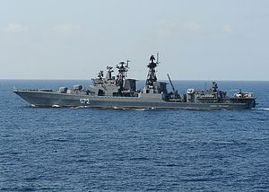 Admiral Chabanenko (DD-650) High Quality Background on Wallpapers Vista