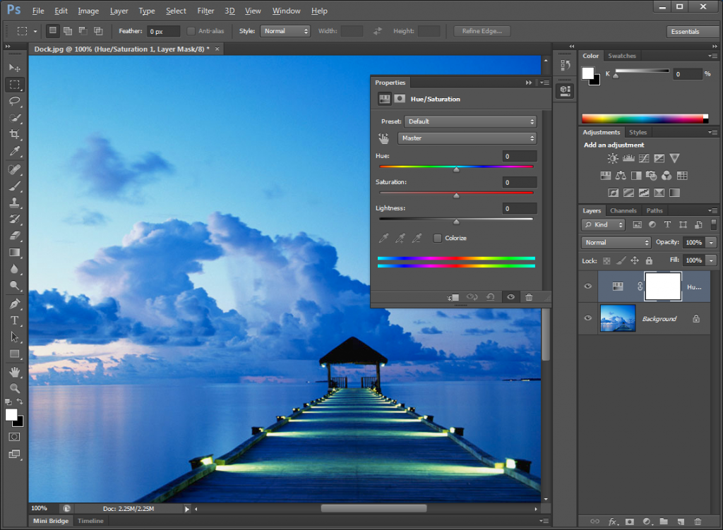 Nice Images Collection: Adobe Photoshop Desktop Wallpapers
