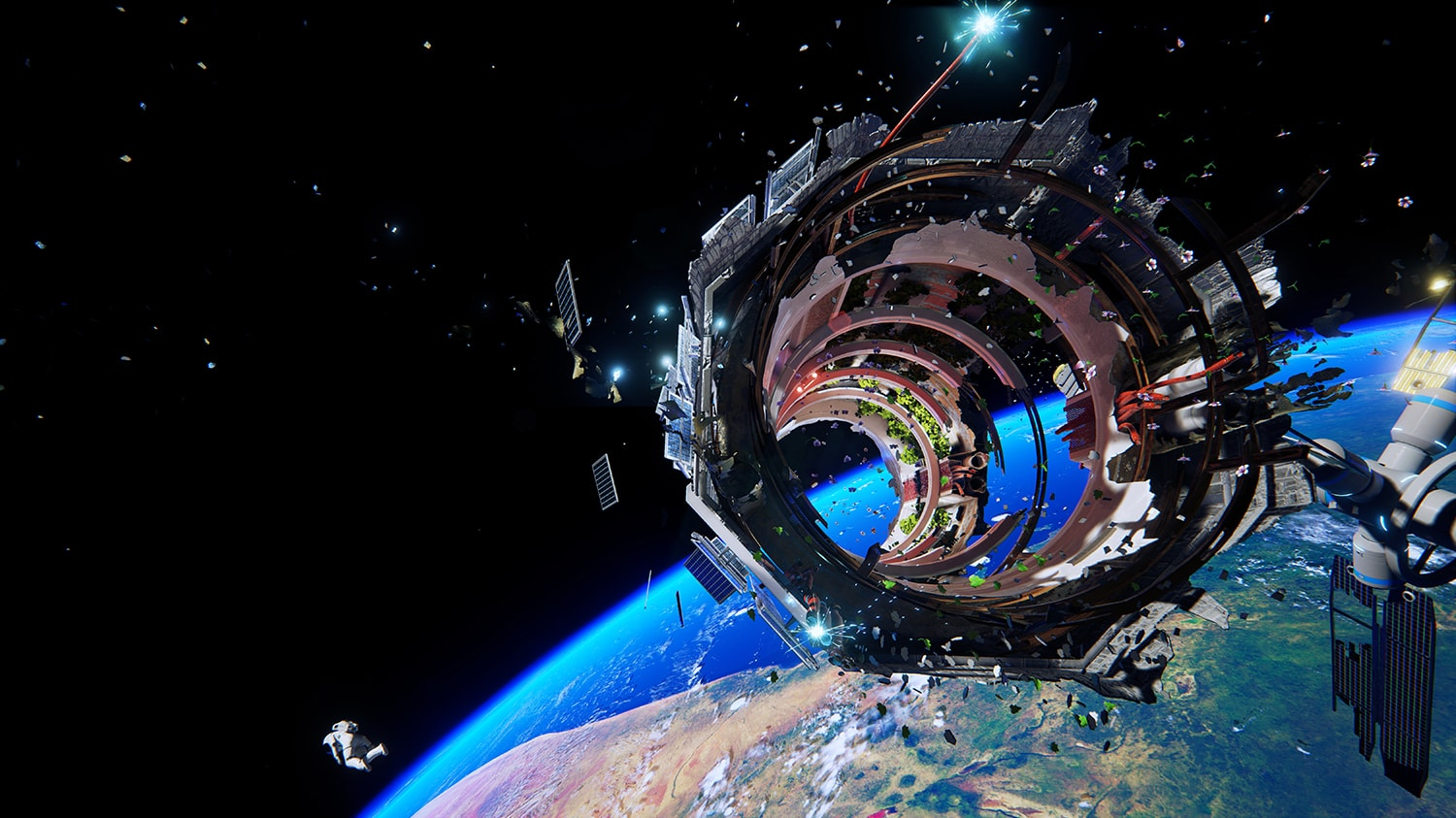 Nice Images Collection: ADR1FT Desktop Wallpapers