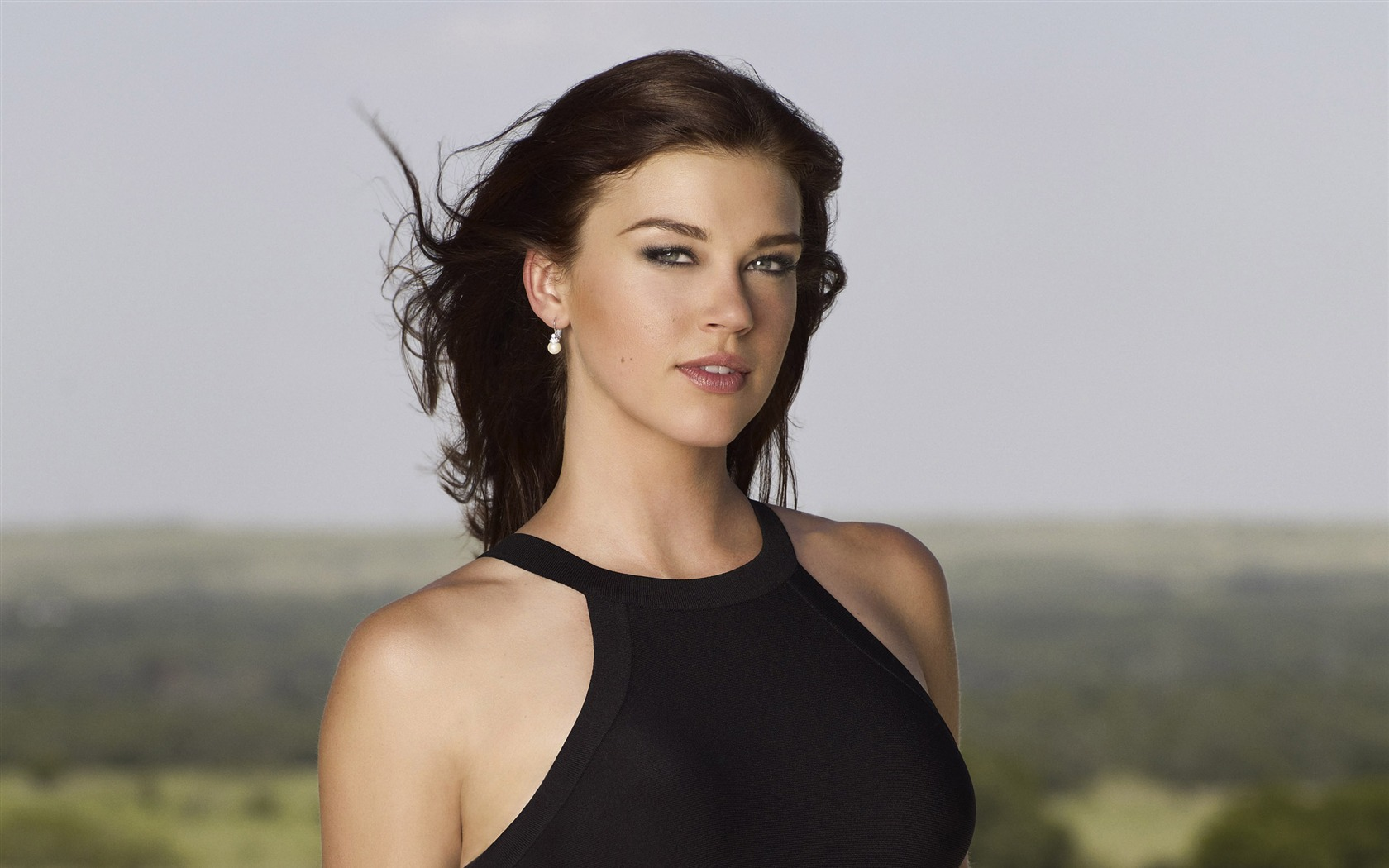 HD Quality Wallpaper | Collection: Celebrity, 1680x1050 Adrianne Palicki