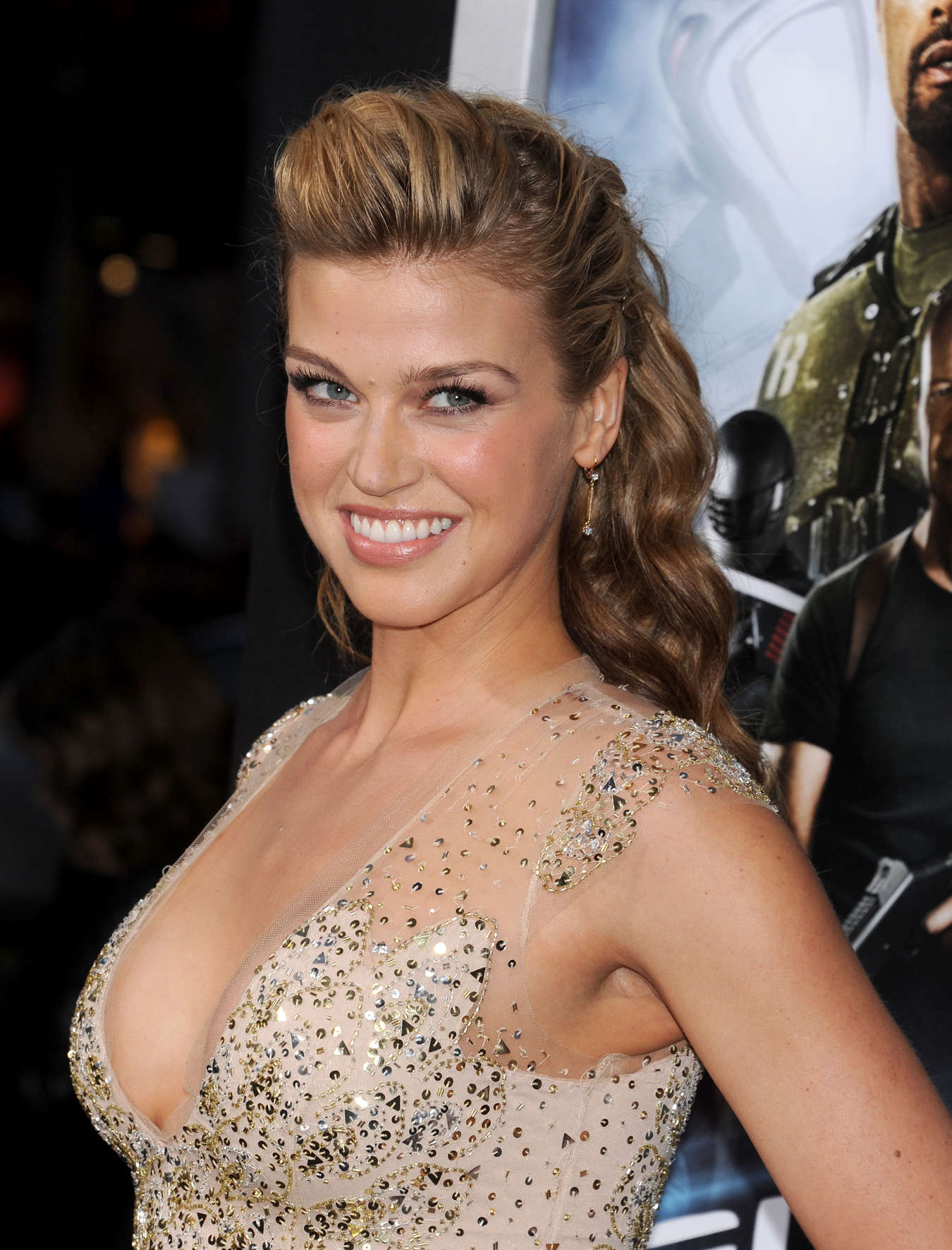Adrianne Palicki Backgrounds on Wallpapers Vista