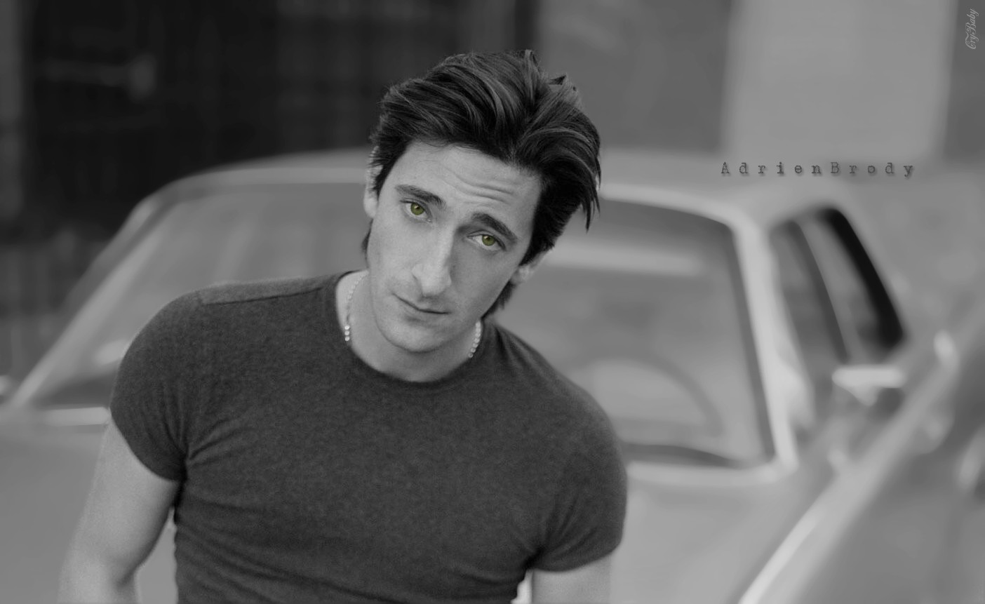 HD Quality Wallpaper | Collection: Celebrity, 1404x861 Adrien Brody