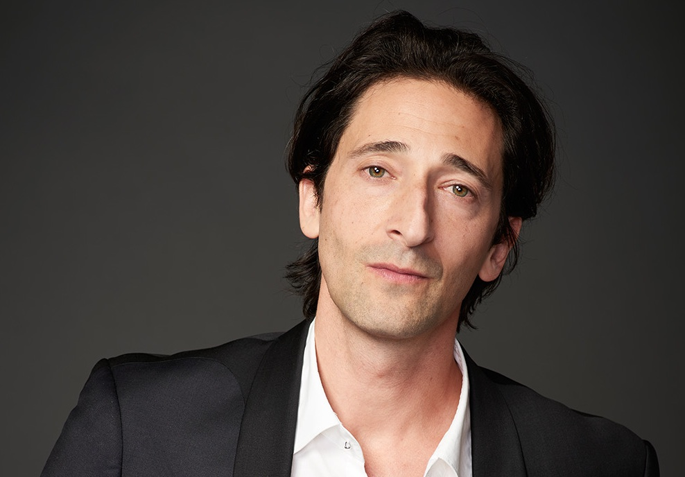 Adrien Brody Backgrounds on Wallpapers Vista