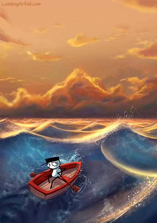 Adrift #7