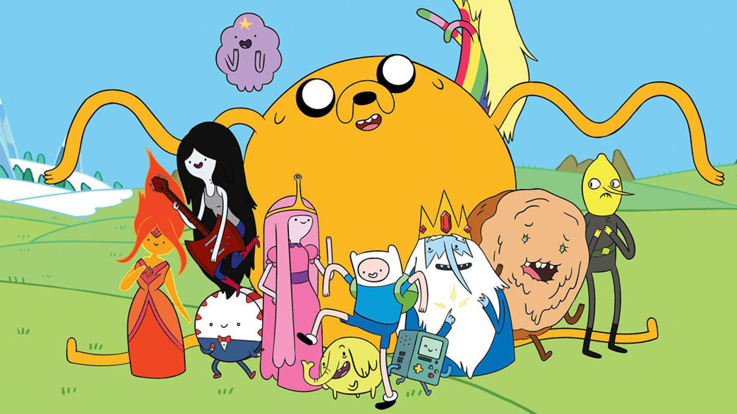 Amazing Adventure Time Pictures & Backgrounds