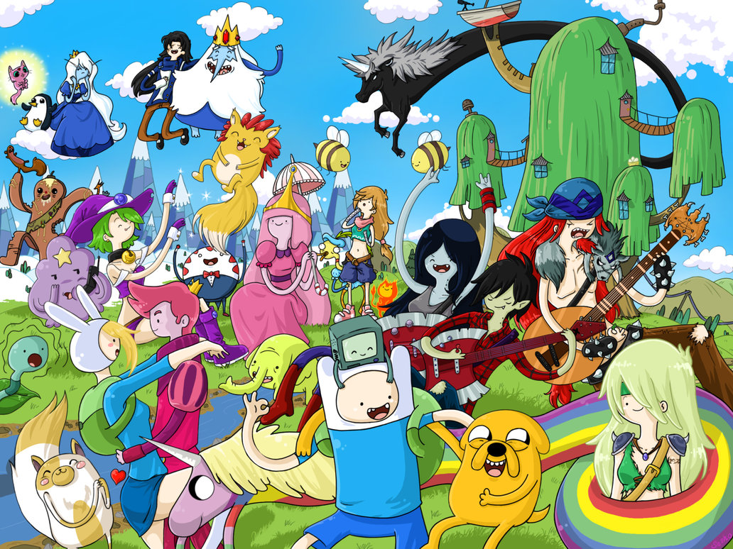 HD Quality Wallpaper | Collection: TV Show, 1032x774 Adventure Time