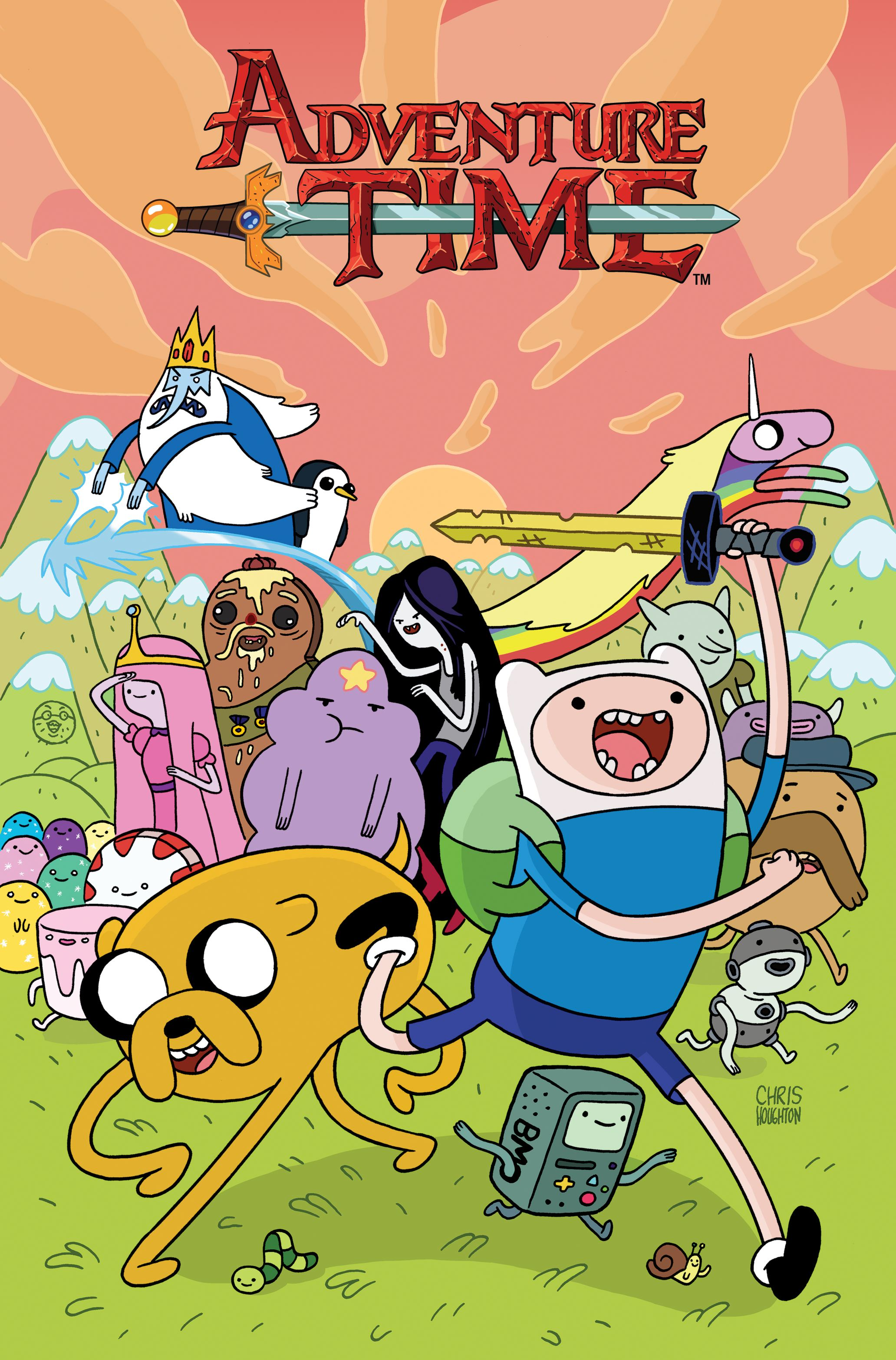 HQ Adventure Time Wallpapers | File 691.99Kb