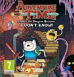 Images of Adventure Time: Explore The Dungeon Because I Don't Know! | 250x261