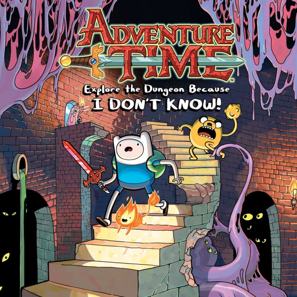 960x960 > Adventure Time: Explore The Dungeon Because I Don't Know! Wallpapers