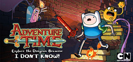 Images of Adventure Time: Explore The Dungeon Because I Don't Know! | 460x215
