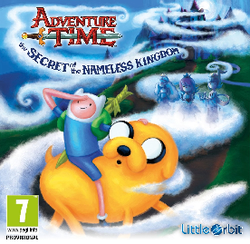 Images of Adventure Time: The Secret Of The Nameless Kingdom   250x244