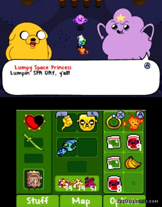 Adventure Time: The Secret Of The Nameless Kingdom Backgrounds, Compatible - PC, Mobile, Gadgets  334x427 px