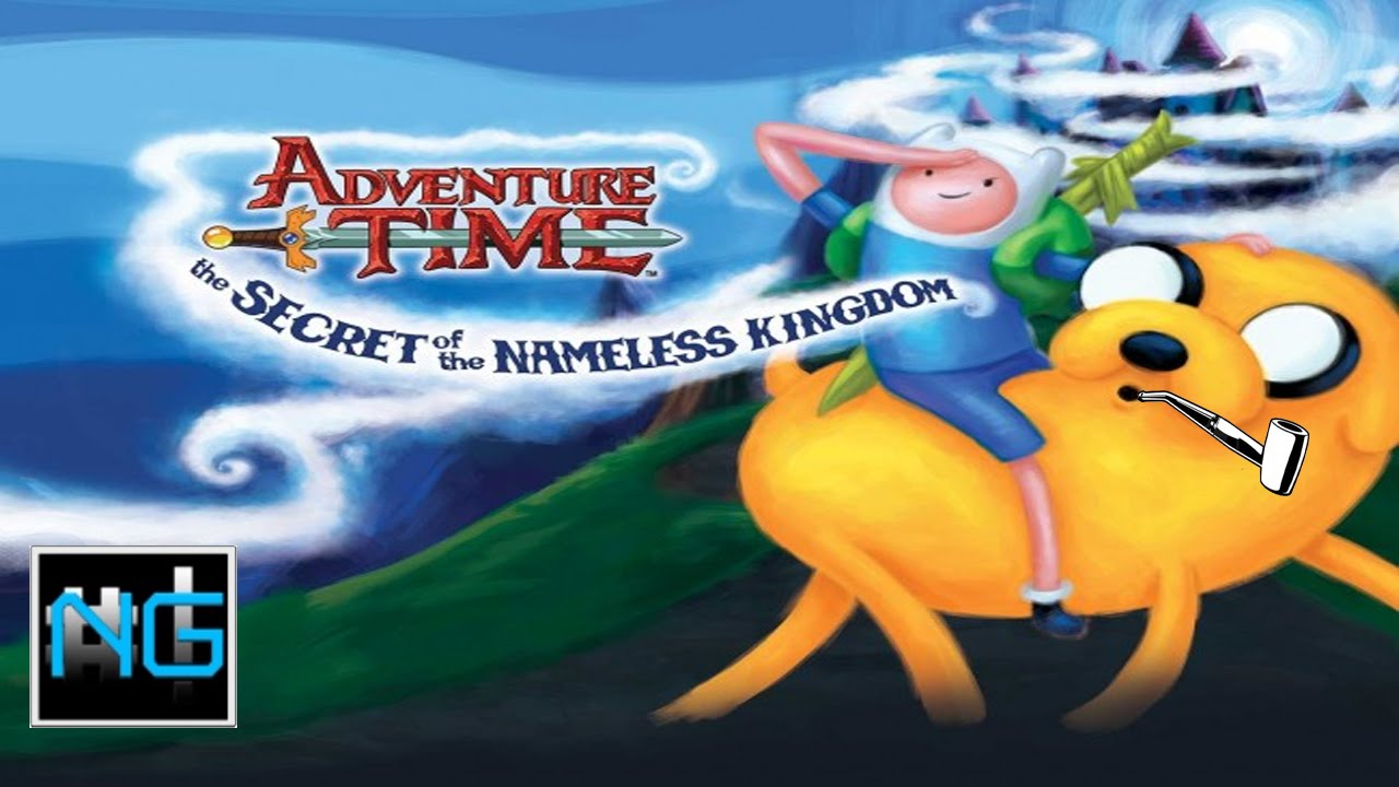 Nice Images Collection: Adventure Time: The Secret Of The Nameless Kingdom Desktop Wallpapers