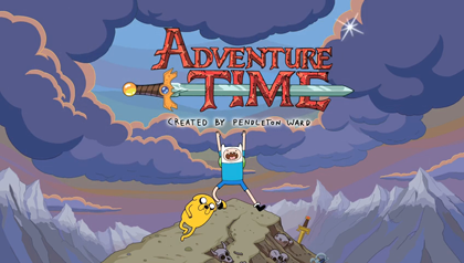 Nice wallpapers Adventure Time 420x238px