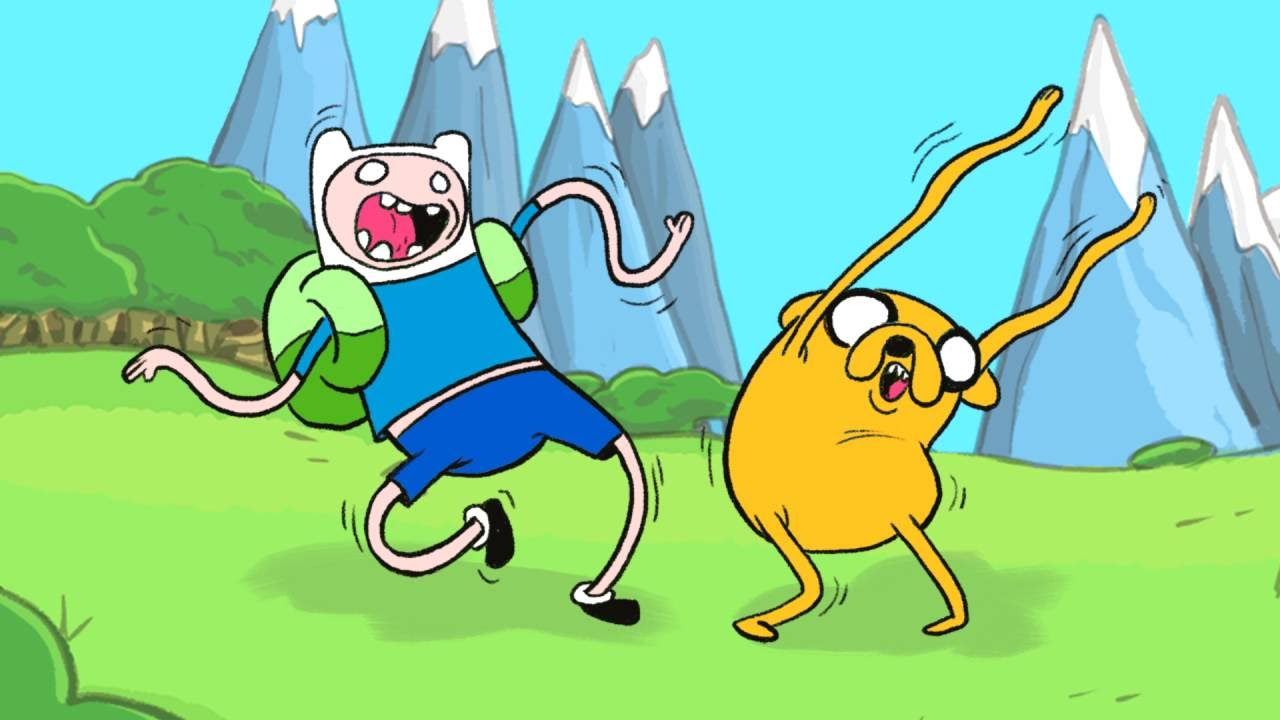 HQ Adventure Time Wallpapers | File 81.93Kb