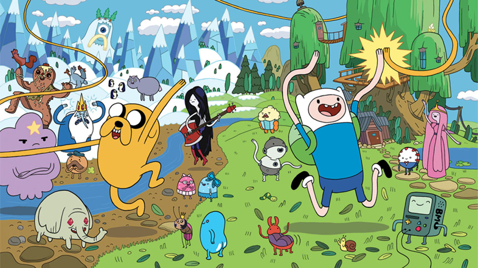 Adventure Time Pics, TV Show Collection