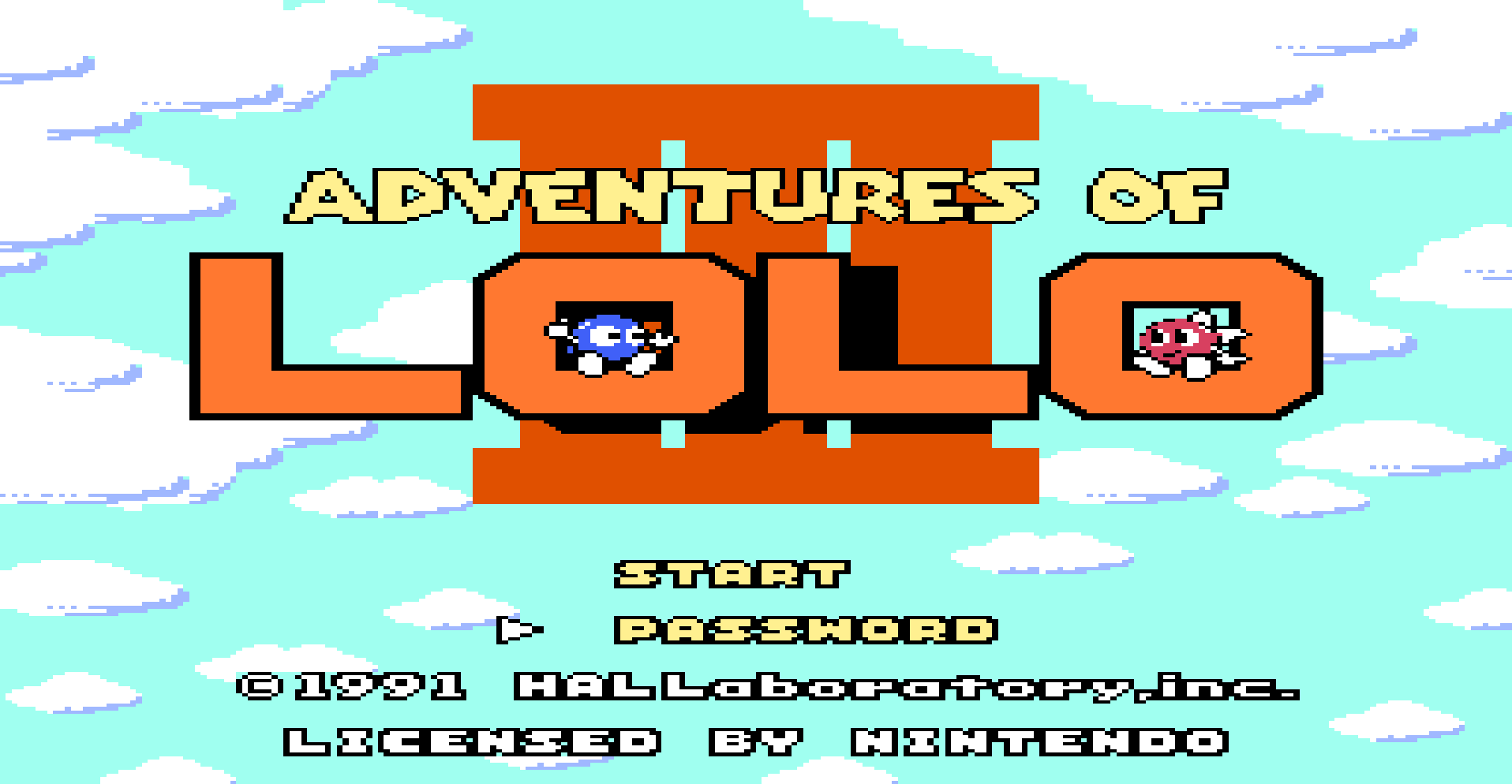 Adventures Of Lolo 3 Backgrounds, Compatible - PC, Mobile, Gadgets| 1916x994 px