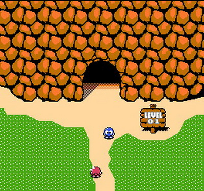 Adventures Of Lolo 3 Backgrounds, Compatible - PC, Mobile, Gadgets| 400x375 px