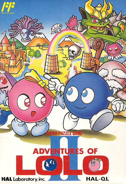 Adventures Of Lolo 3 Backgrounds, Compatible - PC, Mobile, Gadgets| 442x645 px