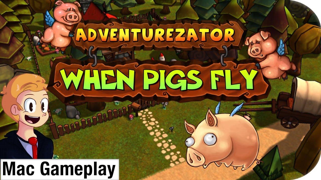 1280x720 > Adventurezator: When Pigs Fly Wallpapers