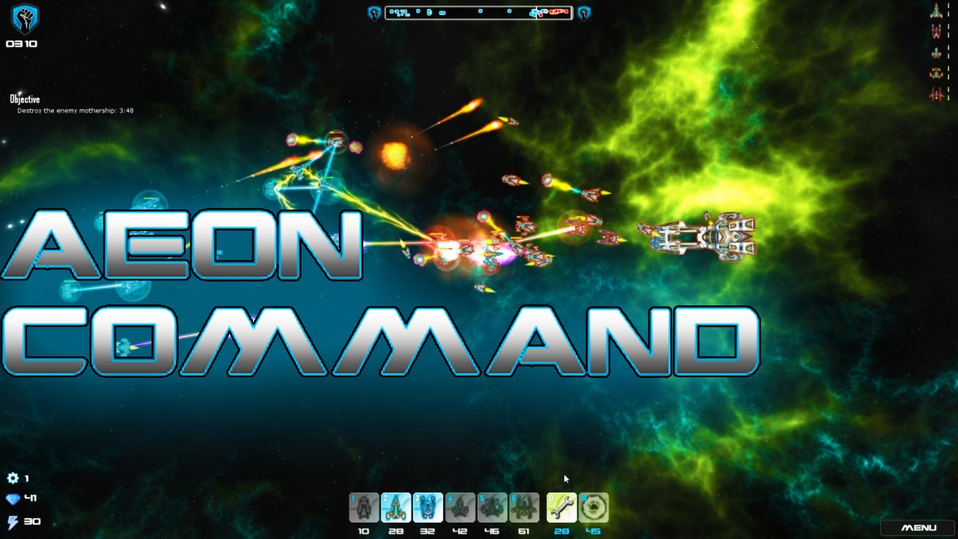 Amazing Aeon Command Pictures & Backgrounds