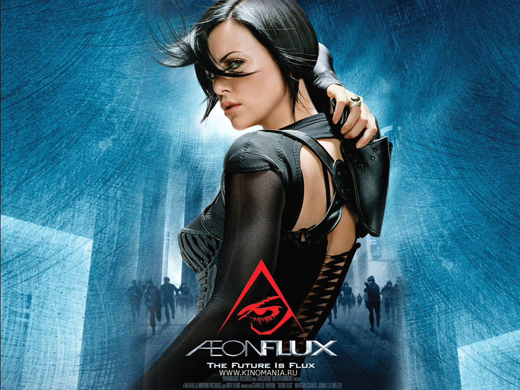 Nice Images Collection: Aeon Flux Desktop Wallpapers