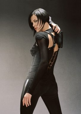 HD Quality Wallpaper | Collection: Cartoon, 272x381 Aeon Flux