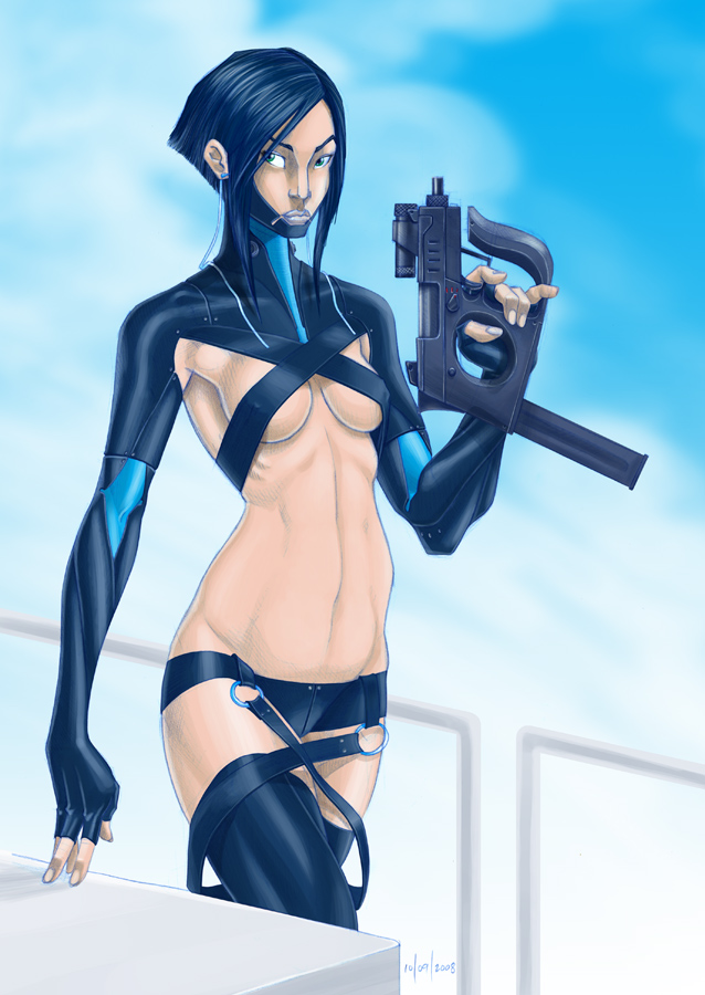 High Resolution Wallpaper | Aeon Flux 638x900 px