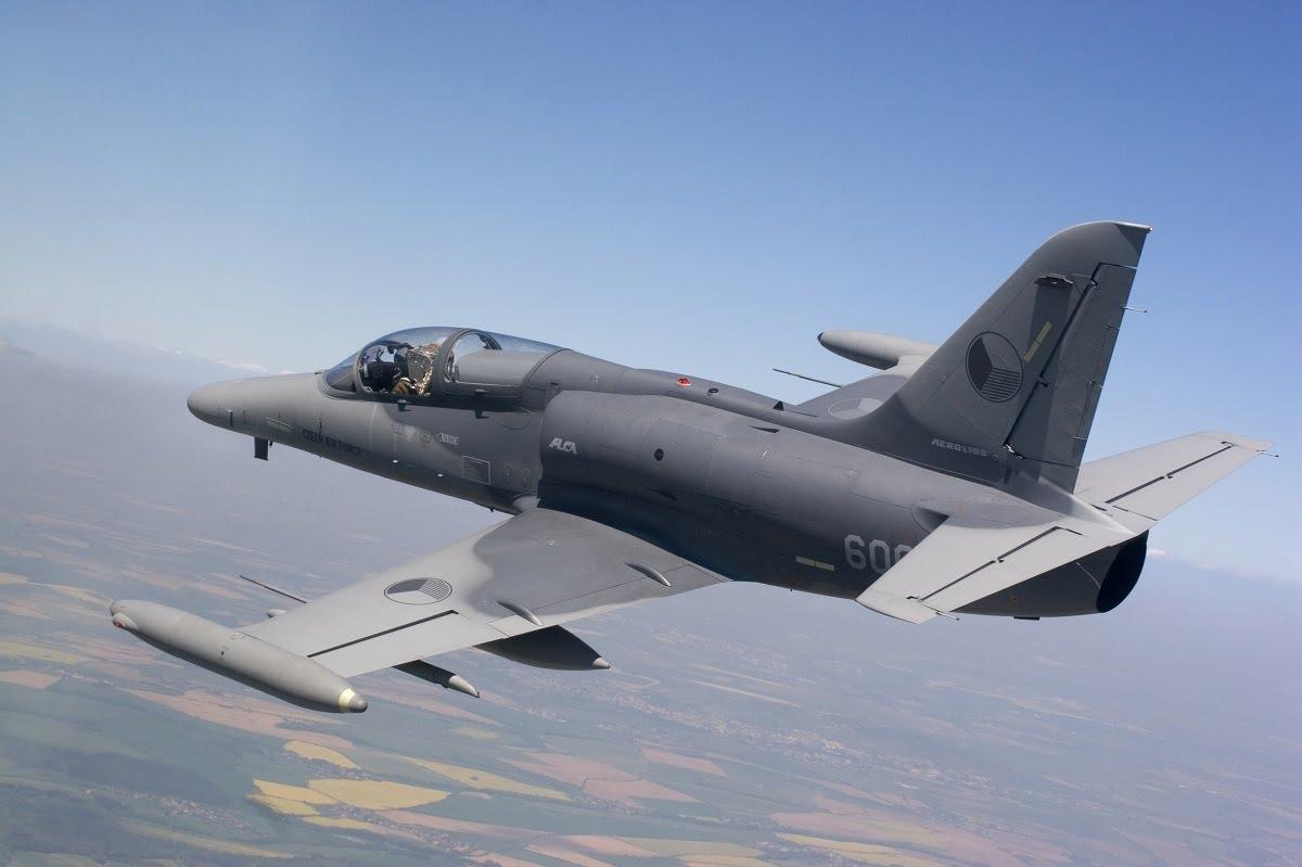 HQ Aero L-159 Wallpapers | File 89.89Kb
