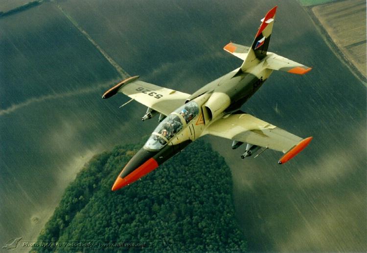 HQ Aero L-159 Wallpapers | File 148.88Kb