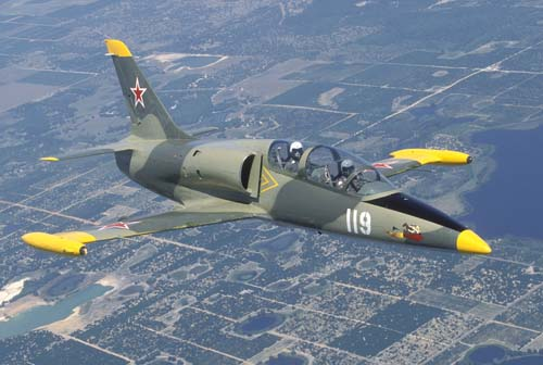 Aero L-39 Albatros Backgrounds, Compatible - PC, Mobile, Gadgets| 500x336 px